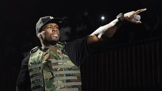 50 Cent 'doing fine' after crash