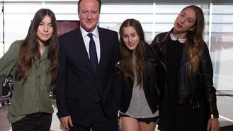 Haim top charts with debut album