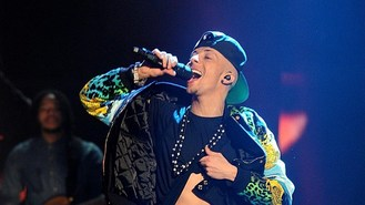 Dappy cuts offensive music video