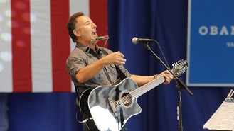 Springsteen rallies round Obama