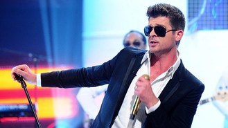 Thicke set for Grammy nods show
