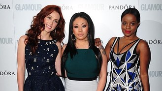 MKS: Sugababes row is now over
