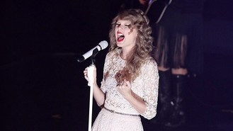 Styles and Swift's fun at X Factor