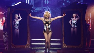 Spears begins Las Vegas residency