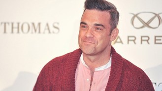 Robbie Williams 'jealous' of 1D