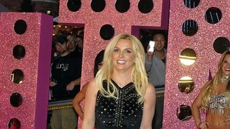 Spears: I want to work with Gaga