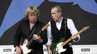Status Quo reunite for tour