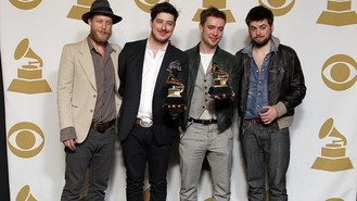 Mumford now the 'big boy band'