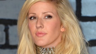 Ellie Goulding holds onto top spot