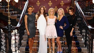 Spice Girls join forces for musical