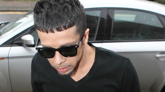 Rapper Dappy facing jail over fight