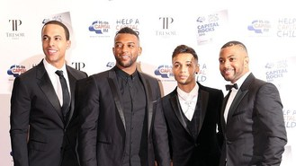 JLS farewell to fans at final show
