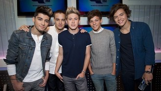 One Direction set for royal show