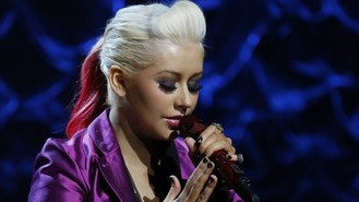 Aguilera leads storm aid telethon