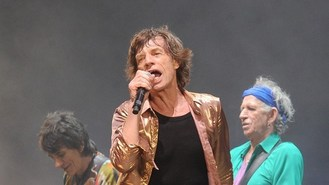 Rolling Stones head east on tour