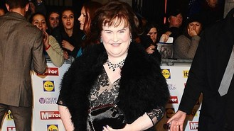 Susan Boyle announces first tour