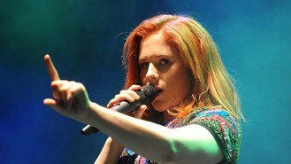 Second time lucky for Katy B