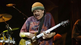 Santana meets homeless ex-bandmate