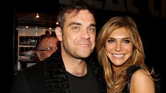 Baby girl for Robbie Williams
