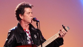Late return to charts for Lou Reed
