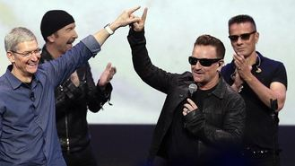 Bono: Free U2 album in punk spirit