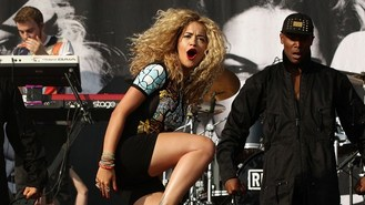 Rita Ora: Jay Z is very strict