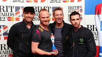 Coldplay post new video online
