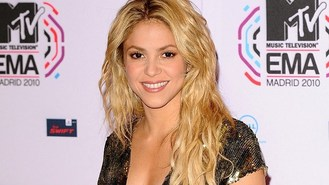 Shakira shares ultrasound picture