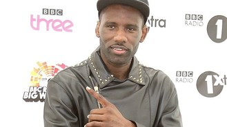 Wretch 32: Son made me 'man up'