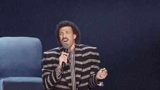 Lionel Richie shocked by BET honour