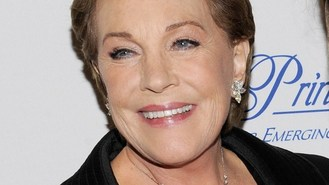 Julie Andrews discovering new voice