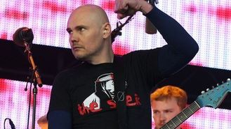 Smashing Pumpkins hint at split