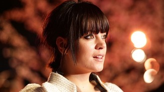 Lily Allen slams racism accusations