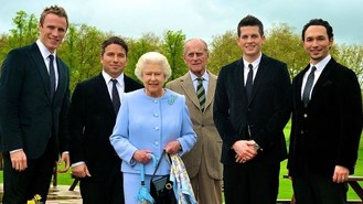 Tenors to sing for the Queen
