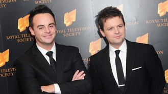 Ant and Dec enjoy chart success