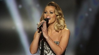 Kimberley Walsh song criticised