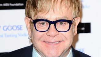 Sir Elton tribute for Aids sufferer
