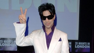 Prince to appear on US talk show