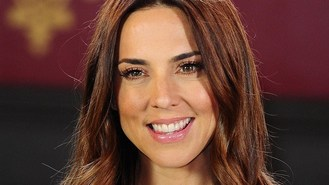 Mel C's secret snog with Cardle