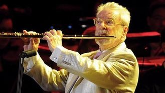 Award for flute virtuoso Sir James
