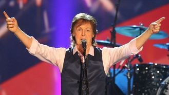 McCartney 'moved' by well-wishers