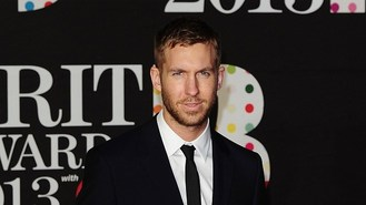 Calvin Harris riding high in charts