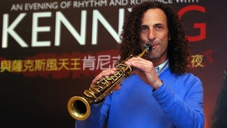 Sax man Kenny G files for divorce