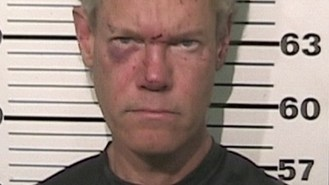 Randy Travis is arrested naked