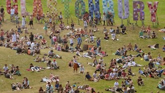 Tickets for Glastonbury sell out