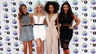 Little Mix 'excited' for UK tour