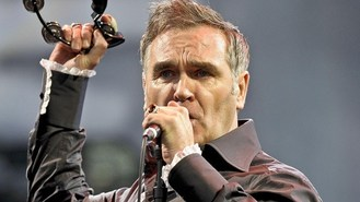 Sir Cliff to share Morrissey stage