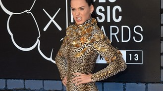 Katy Perry scores fourth number one