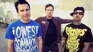 Blink-182 working on new album