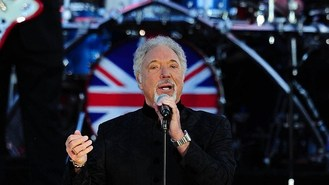 Tom Jones to miss 2012 park concert